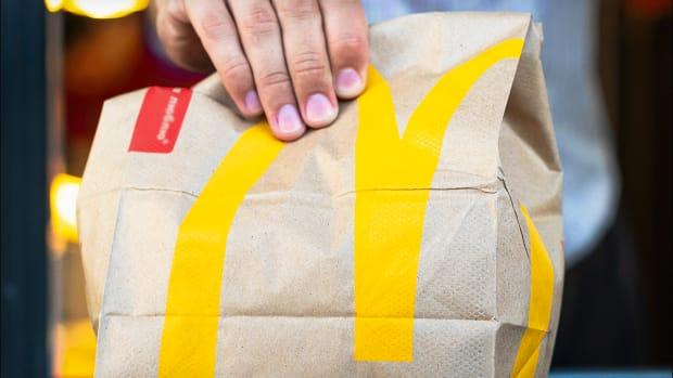 Jim Cramer: McDonald's Is 'Very' interesting Here
