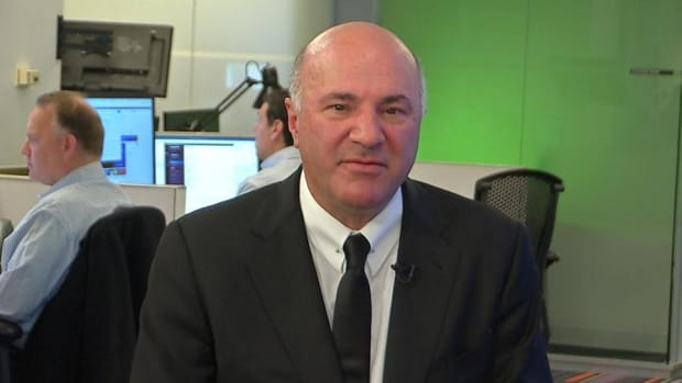 Shark Tank's Kevin O'Leary Says Investors Must Weed Out the Volatility