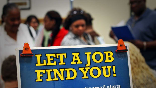 Jim Cramer Breaks Down the Jobs Report