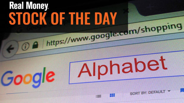 Jim Cramer on Alphabet's Earnings