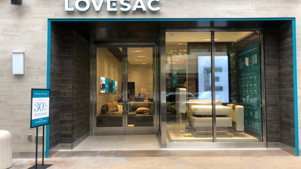 U.S.-China Trade War No Match For Lovesac