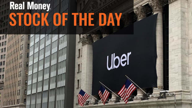 Jim Cramer: Uber Needs to Show It's 'More Than a Cab Company'