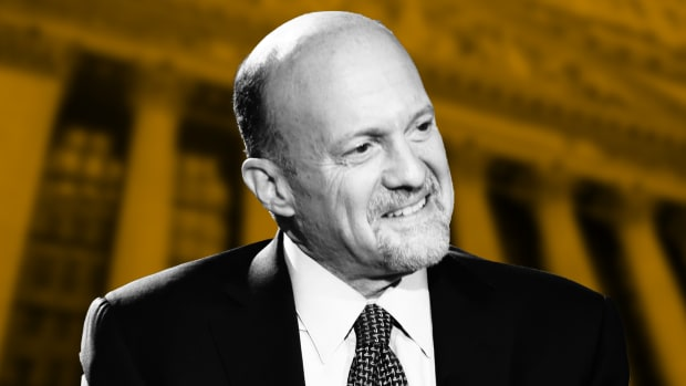 The Market Hasn't Hit Its Crescendo Yet, Says Jim Cramer