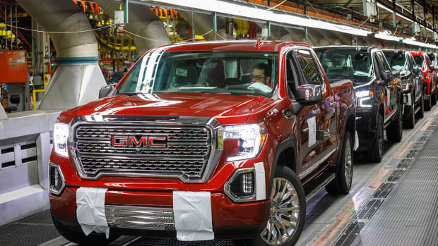 GM's Q3 Sales Up 6.3%