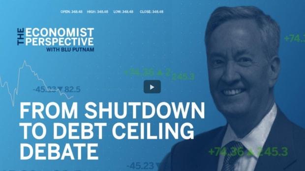 Economist Perspective: Government Shutdown a Prelude to Debt-Ceiling Debate?