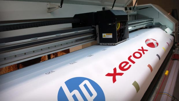 Why Jim Cramer Thinks an HP-Xerox Deal May Not Work