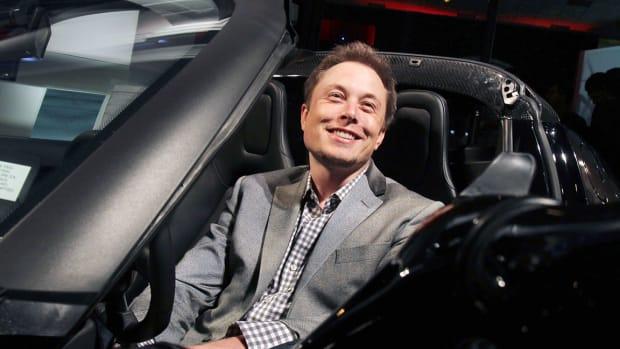 Jim Cramer: Elon Musk Is a Genius, But He's Not a Stock