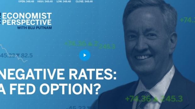 Economist Perspective: Negative Rates: An Option in the Fed's Playbook?