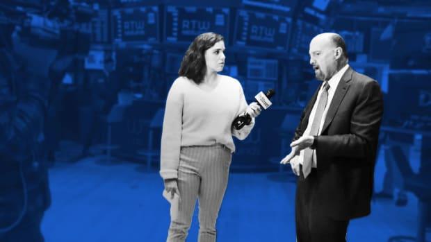 Rewind: Jim Cramer Breaks Down Nike, Constellation and Trade Talks