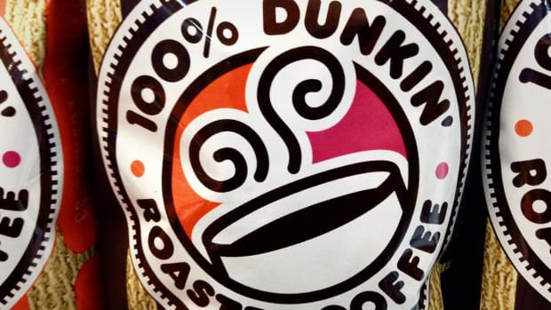 Dunkin' Donuts Serves Up Hot Quarterly Earnings