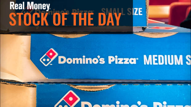 Jim Cramer Reveals When to Take a Bite of Domino's Stock