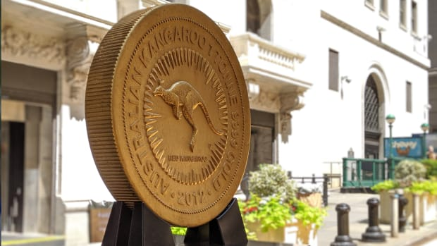 World's Largest Gold Coin Lands in New York