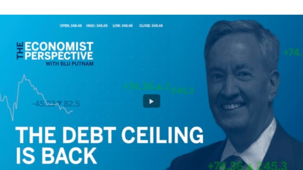 Economist Perspective: Debt Ceiling Back in Play