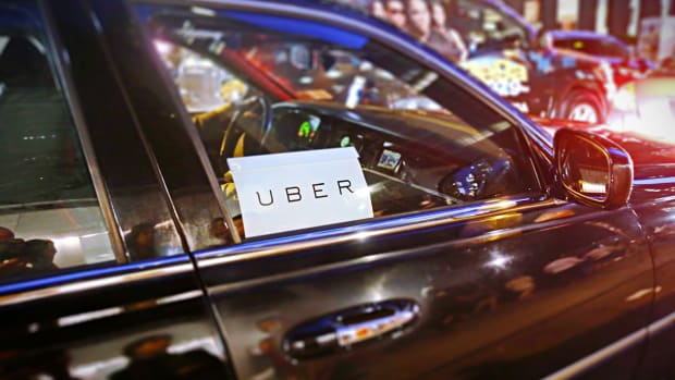 Is Lyft Actually the Key to Uber's Success?