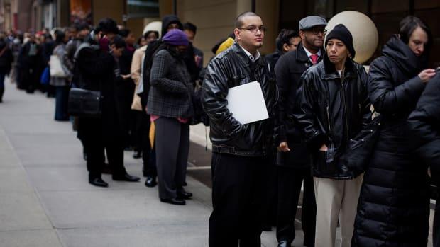 Are U.S. Employers Finally Feeling the Effects of a Global Slowdown?