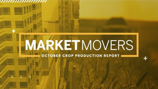 Market Movers: October Crop Report