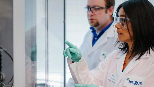 Jim Cramer's Thoughts on Biogen's Alzheimer's Drug