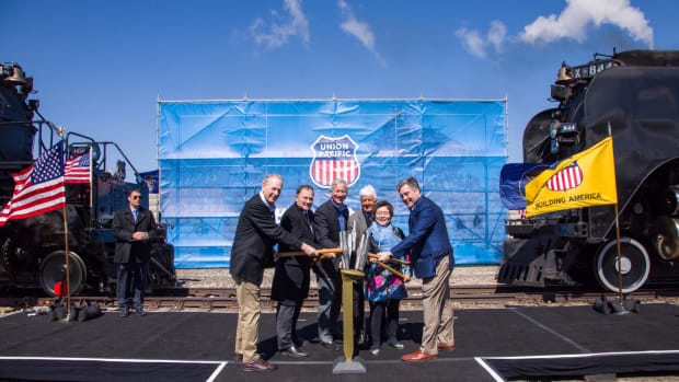 Union Pacific CEO: Tariffs and Trade Biggest Threat to Economic Expansion