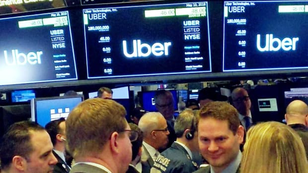 Jim Cramer Breaks Down Uber's Disappointing IPO