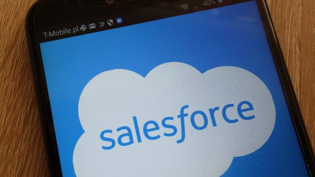 Why Salesforce Is A Buy Now