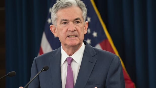 Jim Cramer Says Jerome Powell Has a Big Chance to 'Stick It to the President'