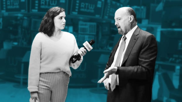 Jim Cramer Weighs In on Cisco, Walmart, President Trump and Elizabeth Warren