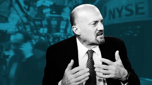 Replay: Jim Cramer's Keeping an Eye on Levi Strauss Post-Earnings