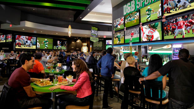 From VR to Food: How Dave & Busters Is Targeting Millennials