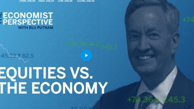 Economist Perspective: Equities vs the Economy