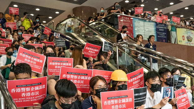 How the Hong Kong Protests Could Impact the U.S.-China Trade War