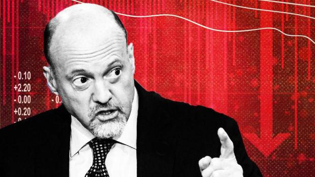 Three Stocks Jim Cramer's Watching After Trump's Tweets