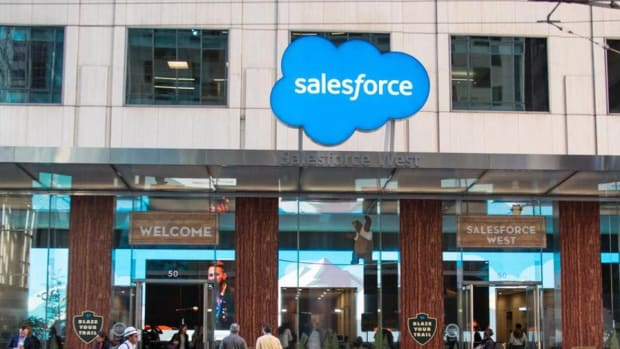How Salesforce Earned Its Cloud King Crown