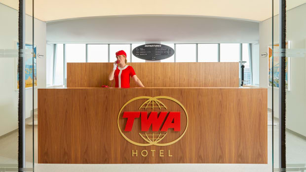 Step Back In Time With the New TWA Hotel