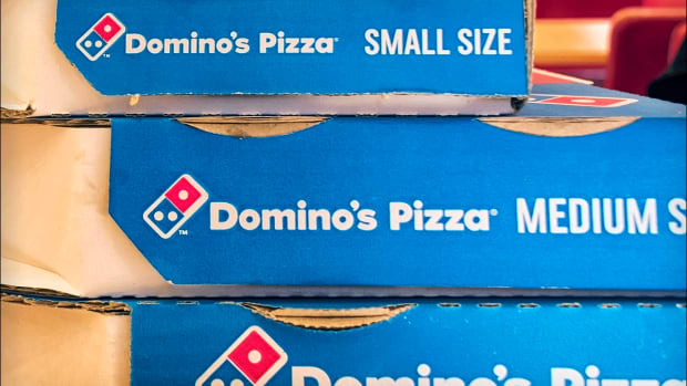 Domino's Heats Up After Cold Start