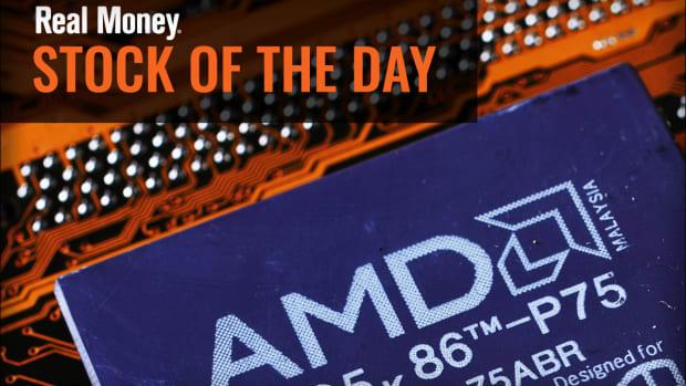 Jim Cramer: Use Momentary Dip to Buy AMD