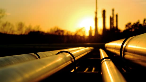 Why Oil Is Going to Stay Around $55 a Barrel