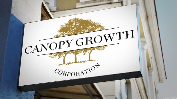 Canopy Shares Are Up In Smoke