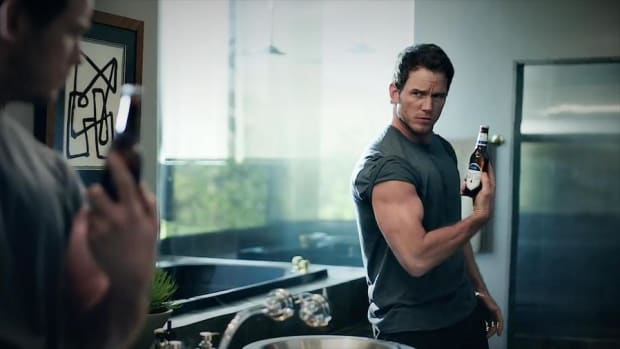 2018 Super Bowl Ad: Michelob Ultra Recruits 'Perfectly Fit' Chris Pratt