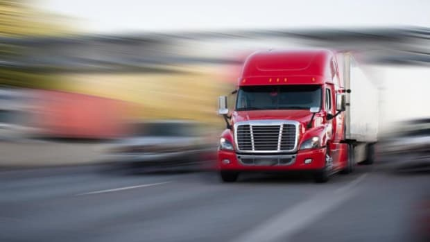 This Newly Public Trucking Company Expects Rising Freight Costs to Continue
