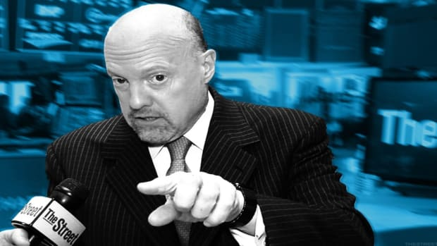 Video: Jim Cramer Reacts to the Slump in Fluor Shares