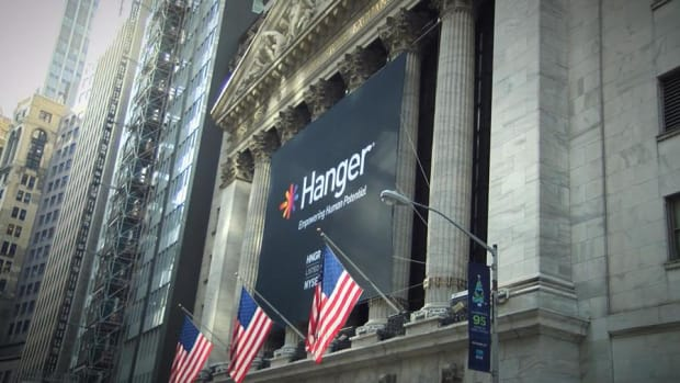 Veteran's Day: Hanger is Pushing Prosthetics Into the 'Internet of Things' Era