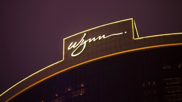 Jim Cramer on Wynn Resorts: I Don't Think You Can Own It