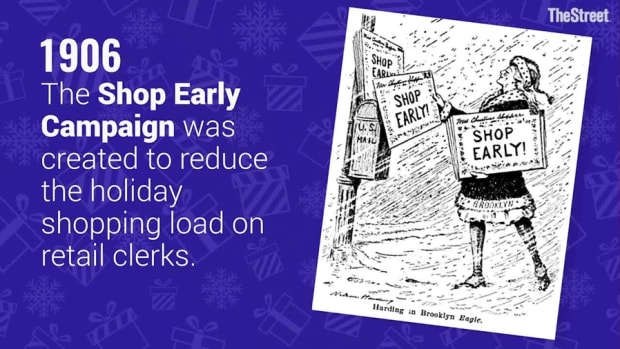Shop Till You Drop: A Look at the History of Holiday Shopping