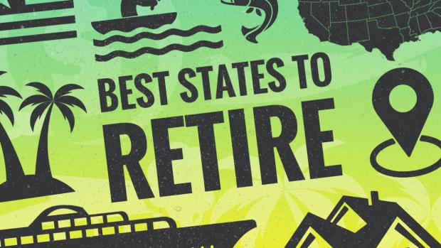 11 Best States to Retire on a Fixed Income