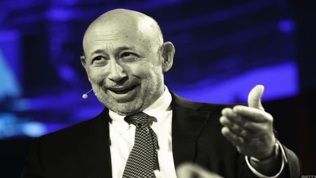 Goldman Sachs: Lloyd Blankfein's Controversial Career (Watch)