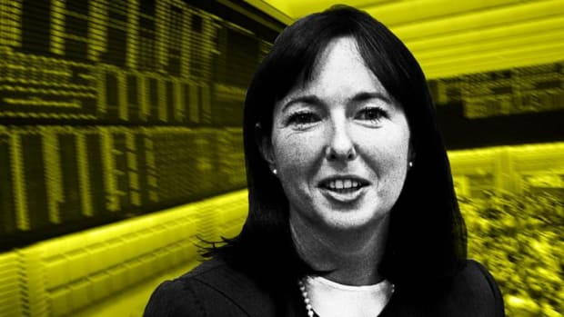 Women on Wall St: Meet the First Woman To Be President of an Exchange