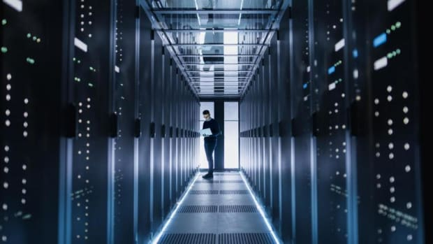 Video: Jim Cramer Perfectly Sums Up the Rise of the Data Center