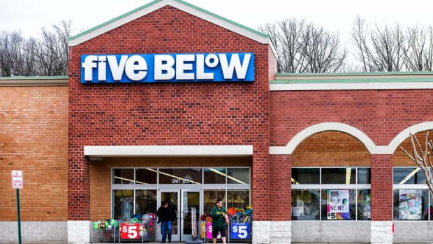 Jim Cramer Reacts to Five Below's Earnings and Store Openings