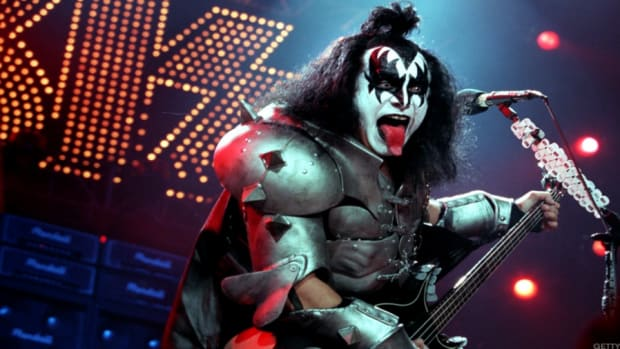 Kiss Front-Man Gene Simmons On Trump, Stocks and Cannabis