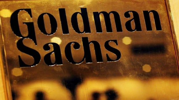 Buy Goldman Sachs